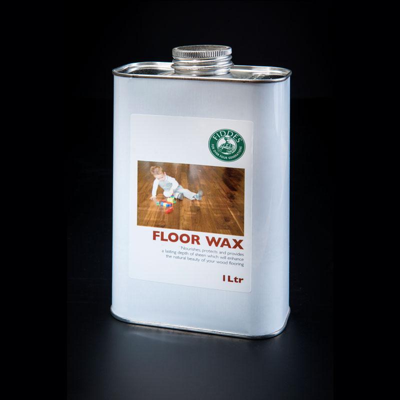 Fiddes Floor Wax 1ltr