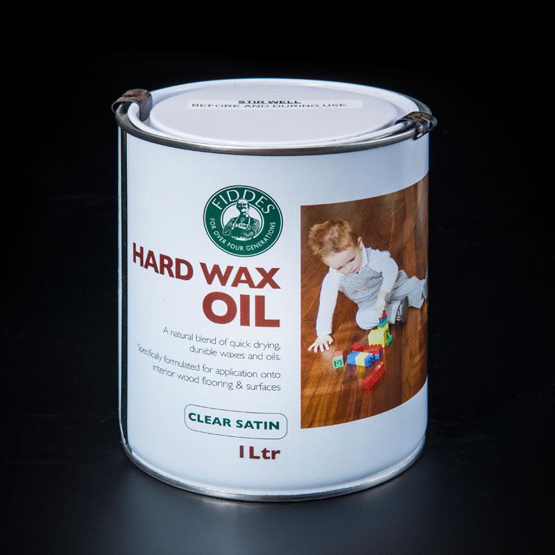 Fiddes Hard Wax Oil 1ltr
