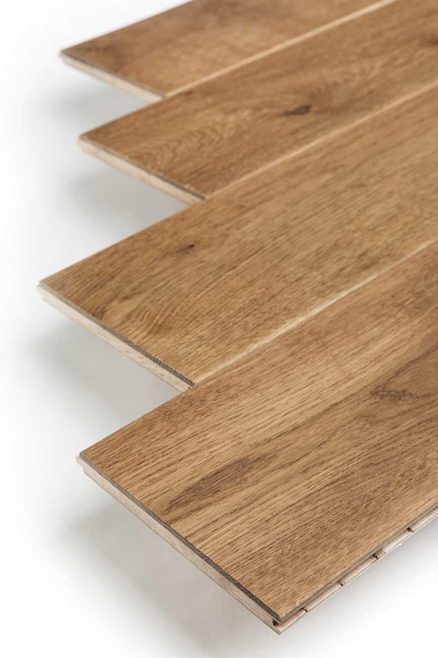 Mayfair Semi Smoked Wood 3D