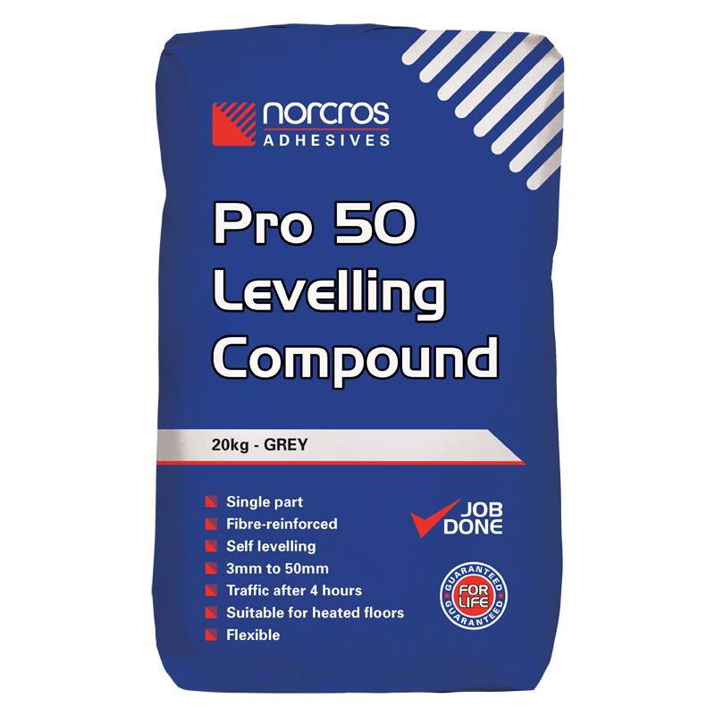 Norcros Pro 50 Levelling Compound