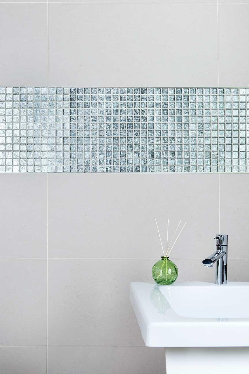 Florence White Matt - Porcelain Tiles - Spacers Online
