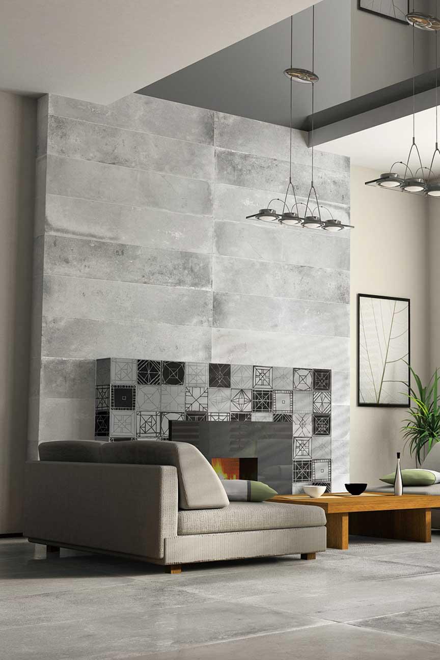 Dublin Light Grey Porcelain Tiles Spacers Online