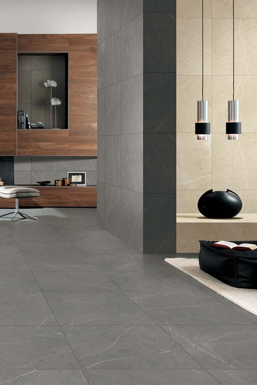 Napoli Pietra Grey Matt 60 x 60